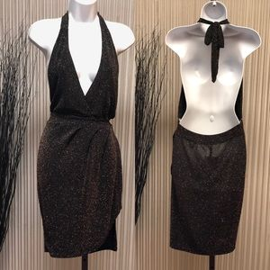 "Dresses & Skirts - Black Dress ""Shimmer"""